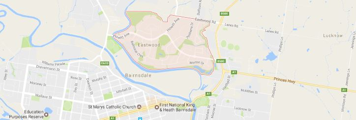 Property valuations Eastwood Vic