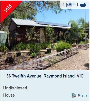 Real estate appraisal Raymond Island VIC 3880