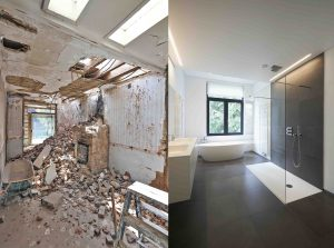 Be careful not to overcapitalise when undertaking renovations on your property.