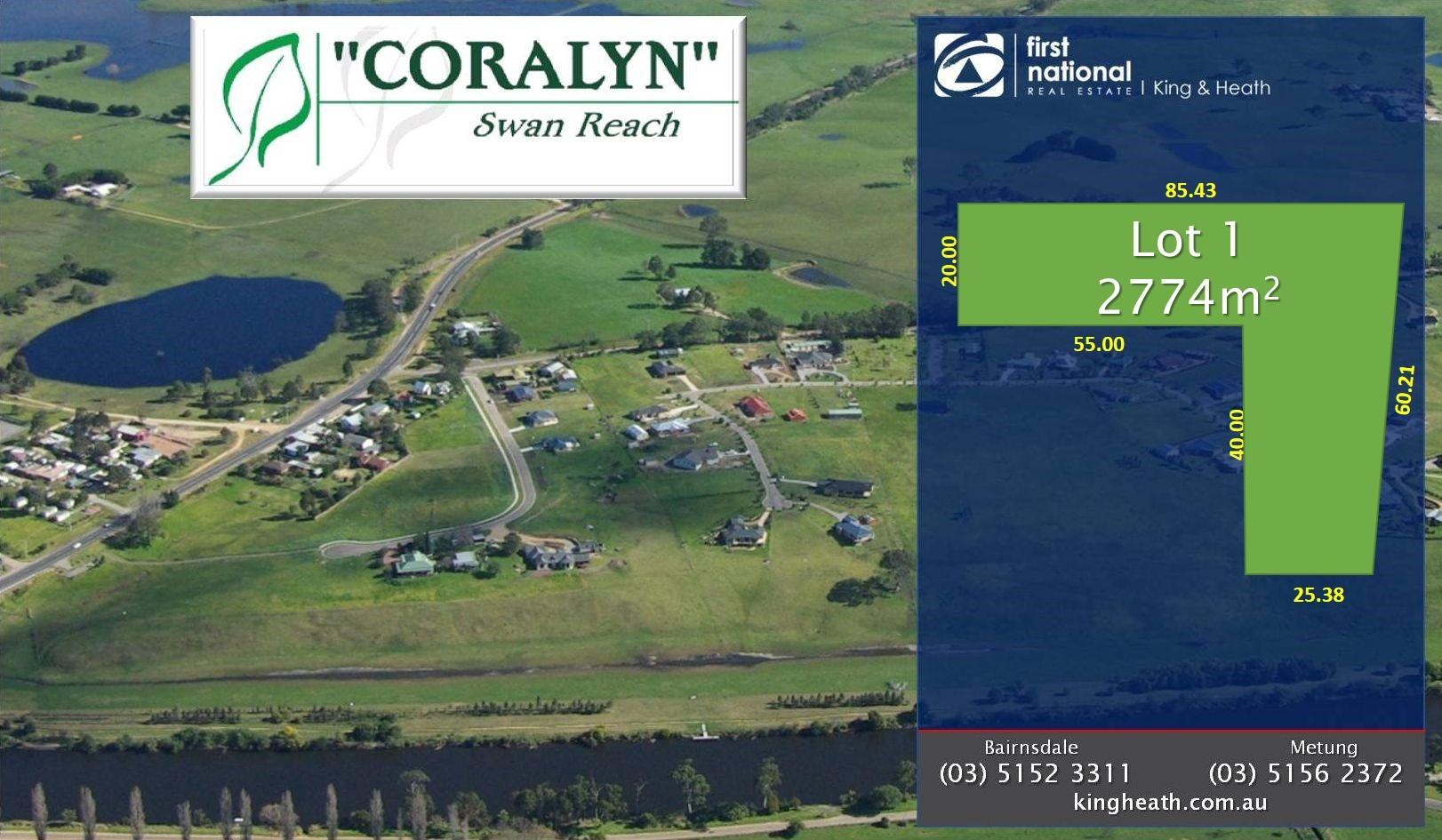 Lot 1 Coralyn Drive, Swan Reach VIC 3903-1