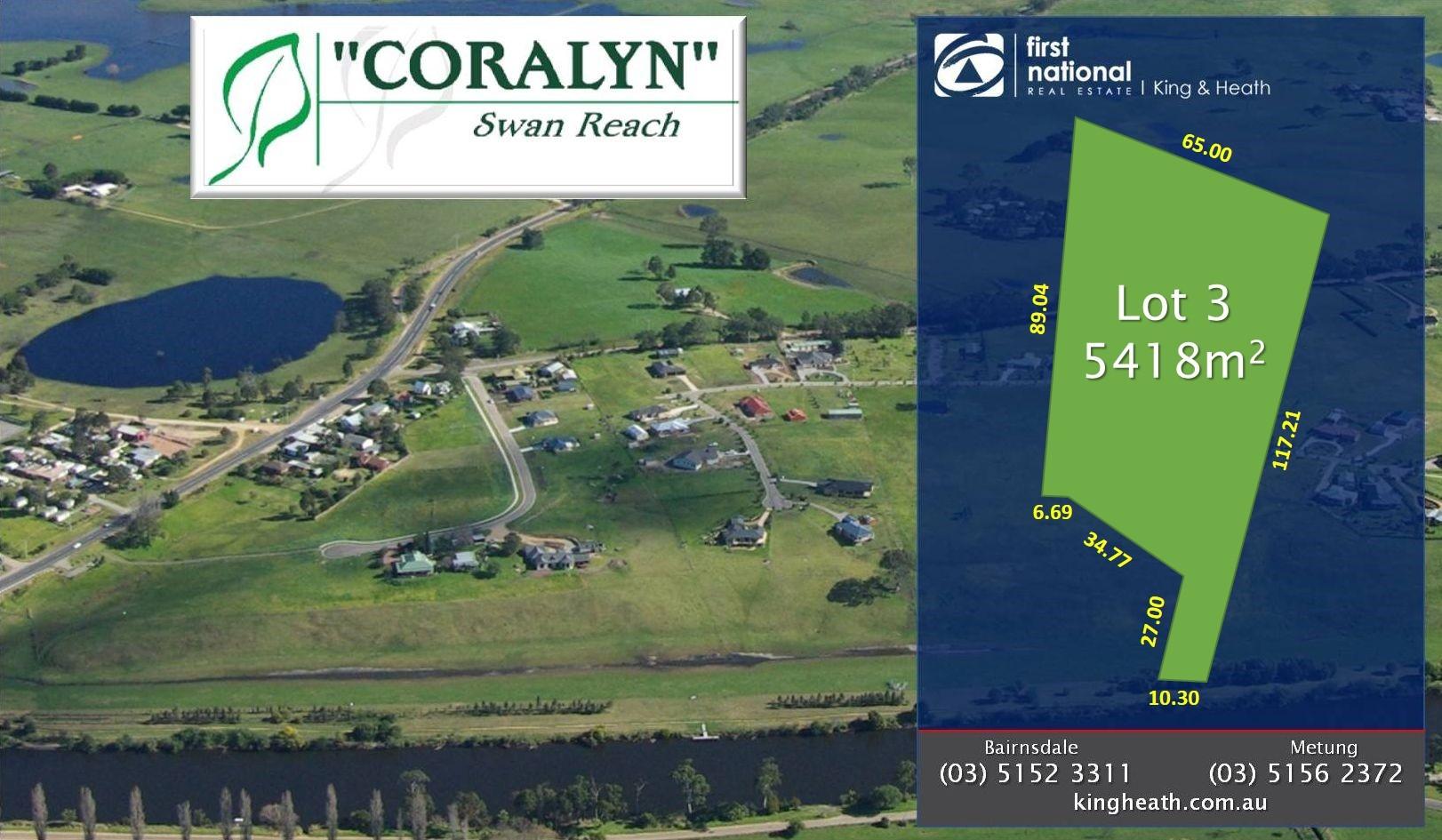 Lot 3 Coralyn Drive, Swan Reach VIC 3903-1