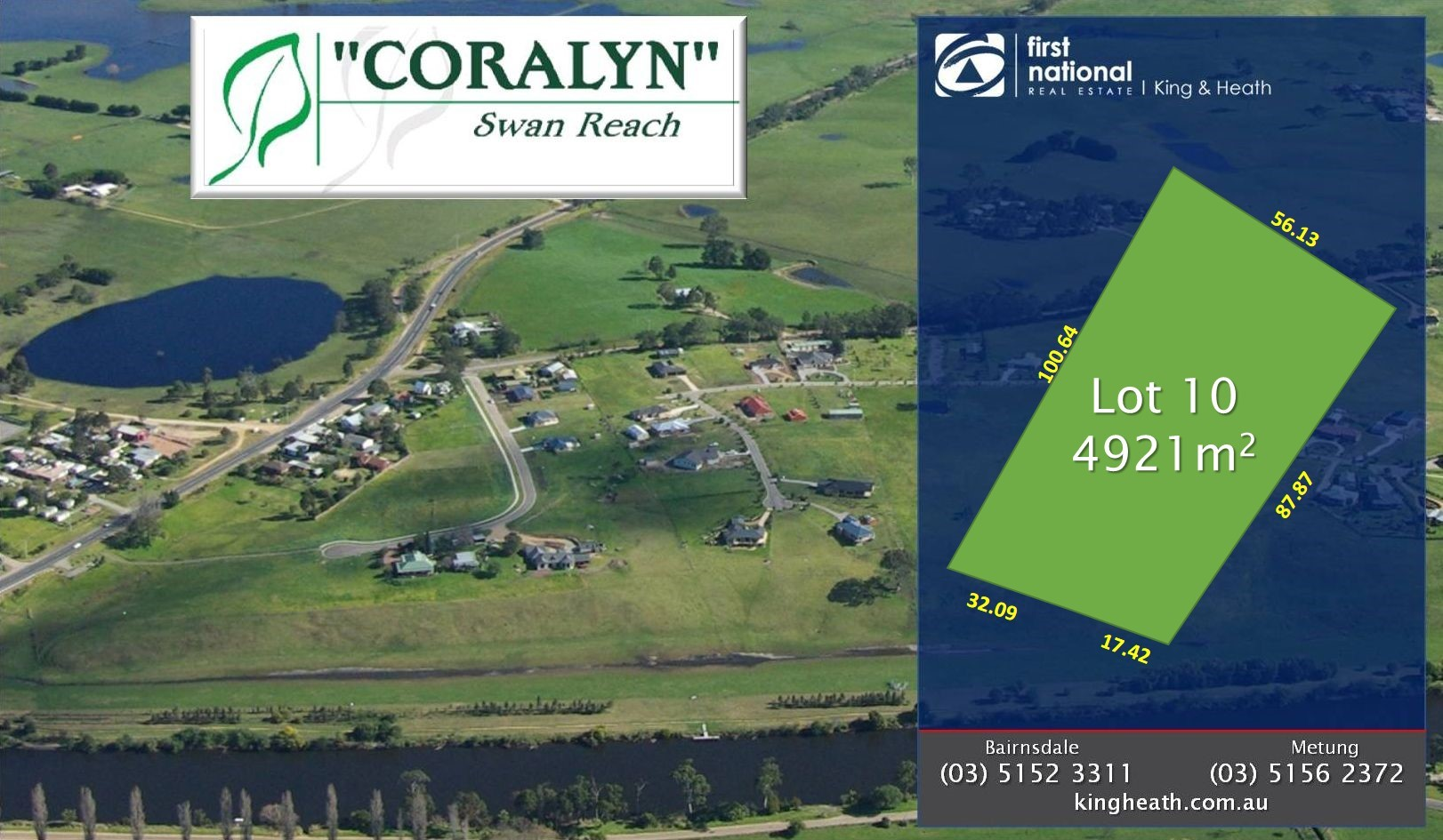 Lot 10 Coralyn Drive, Swan Reach VIC 3903-1