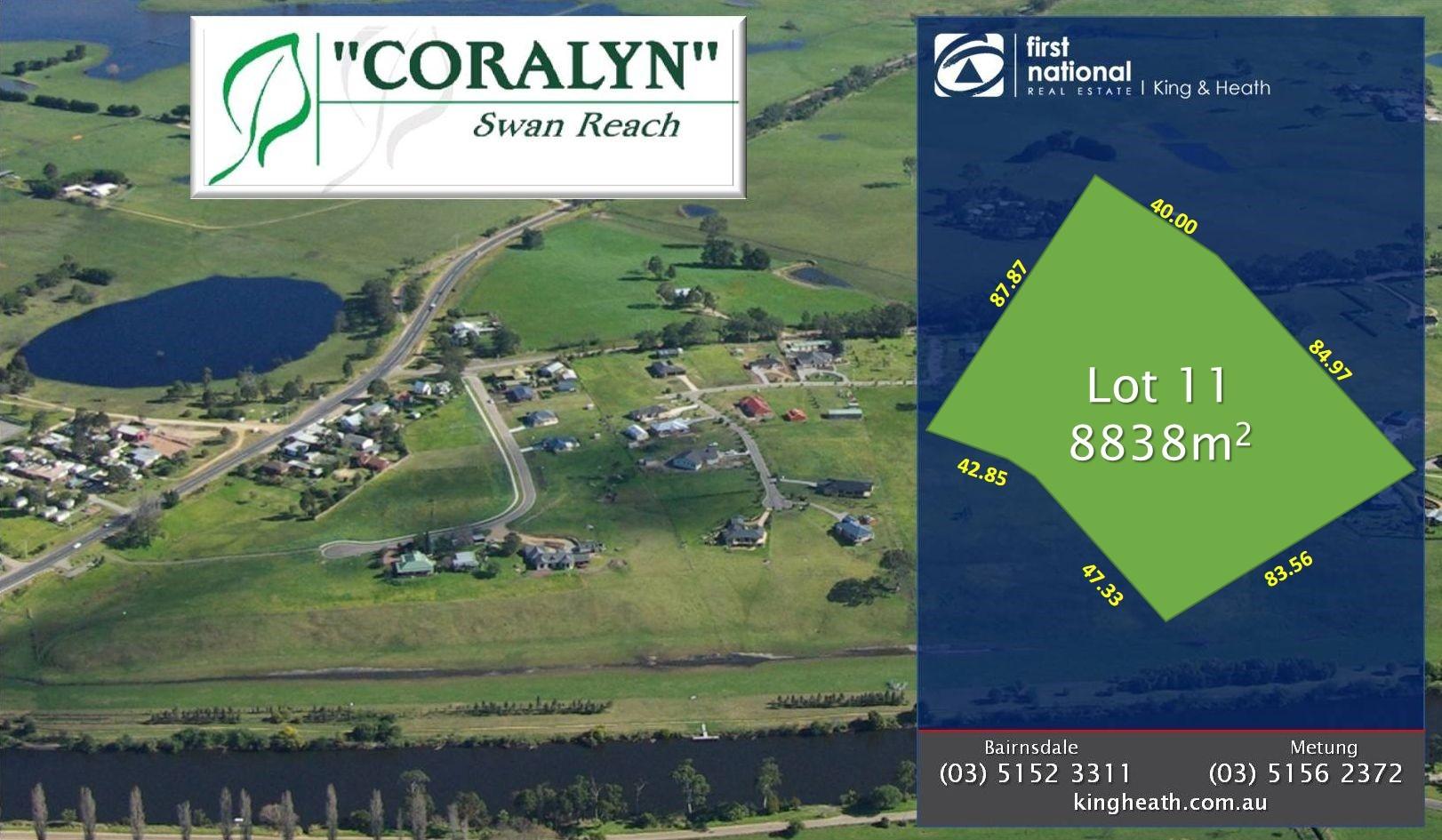 Lot 11 Coralyn Drive, Swan Reach VIC 3903-1