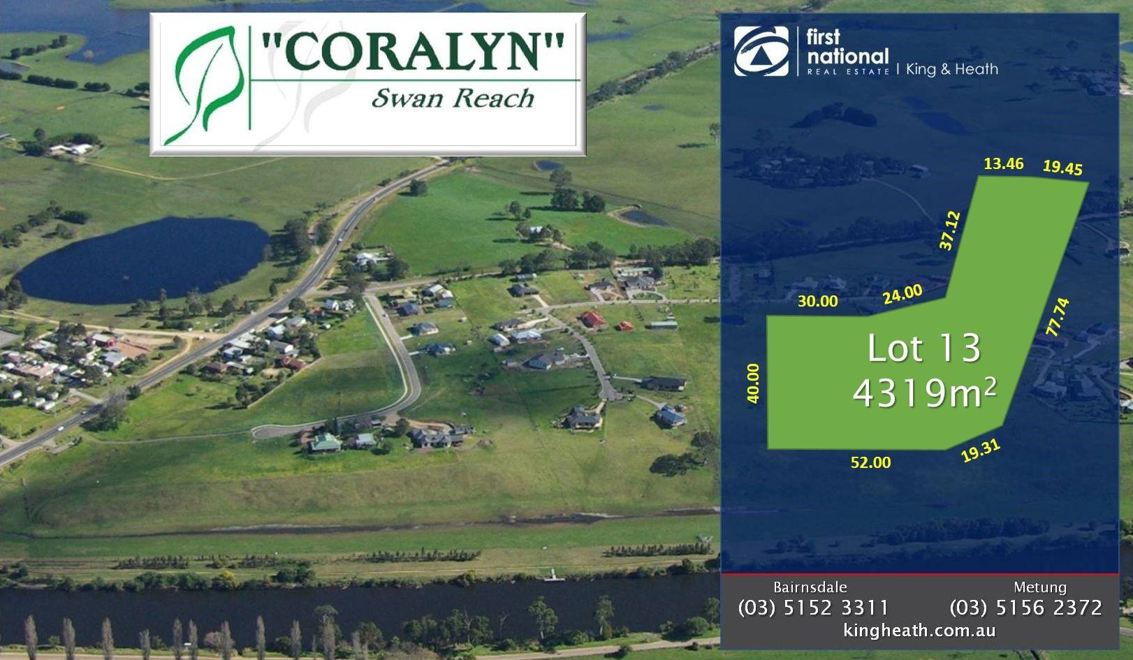 Lot 13 Coralyn Drive, Swan Reach VIC 3903-1