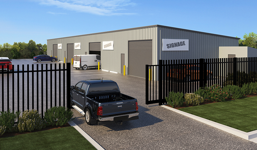 Factory 3/5 Rovan Place, Bairnsdale VIC 3875-1