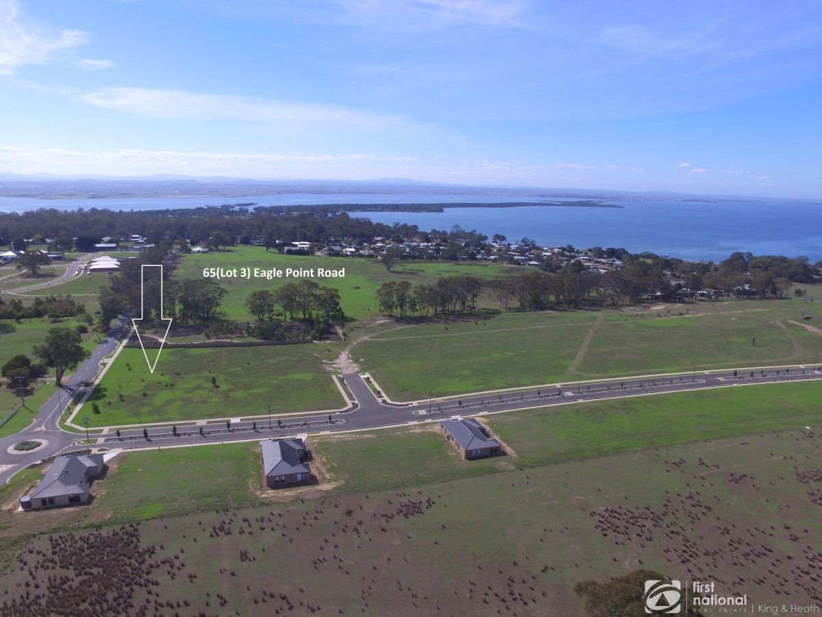 Lot 3, 65 Eagle Point Road, Eagle Point VIC 3878-1