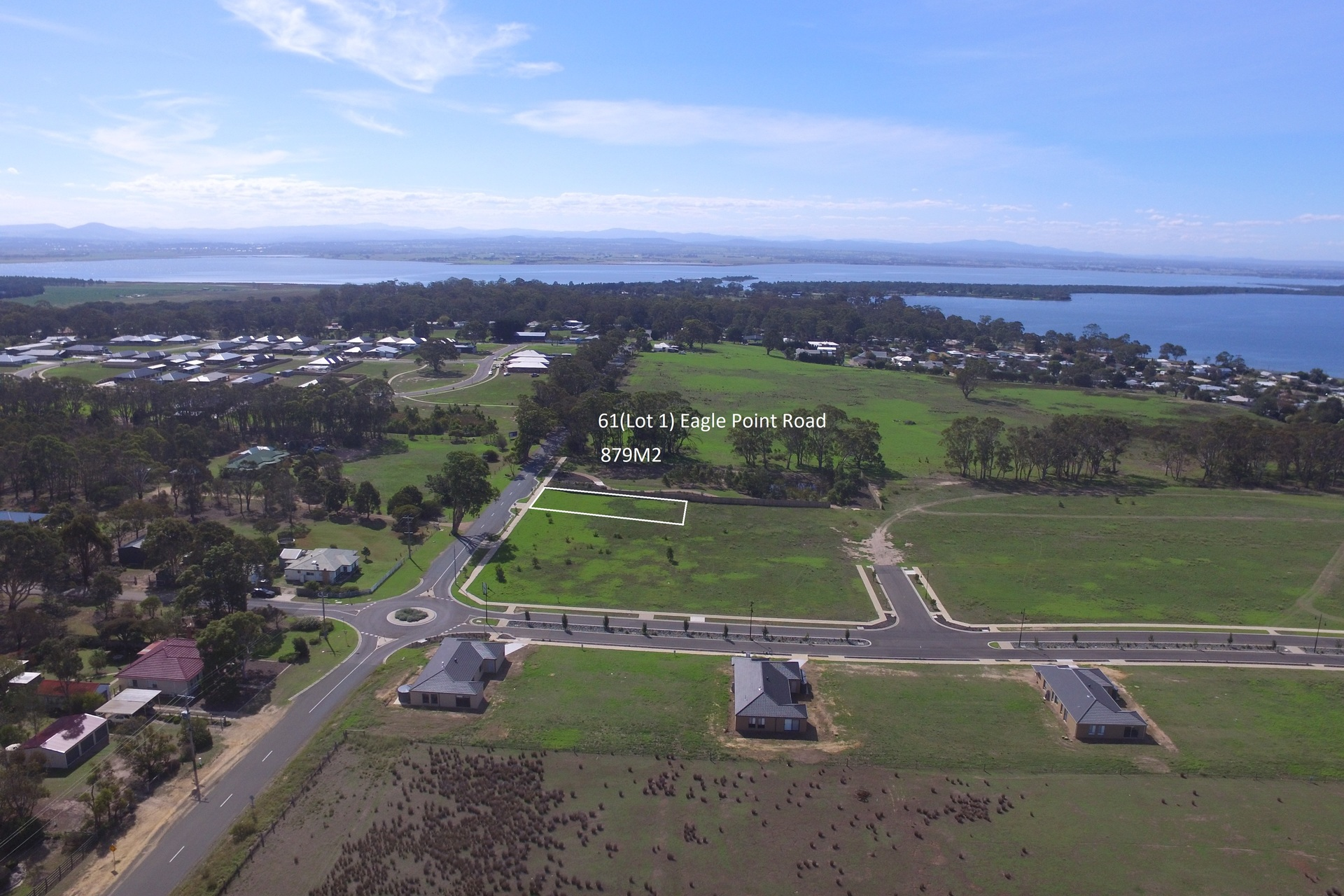 Lot 1, 61 Eagle Point Road, Eagle Point VIC 3878-1
