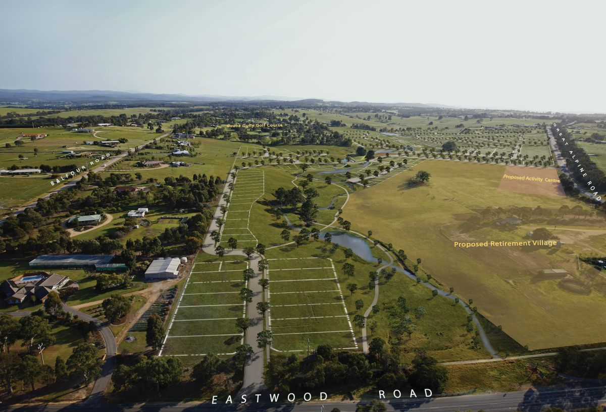 Lot 10, 13 Great Alpine Road, Lucknow VIC 3875-1