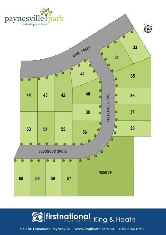 Lot 58 Bedggood Grove, Paynesville VIC 3880-1