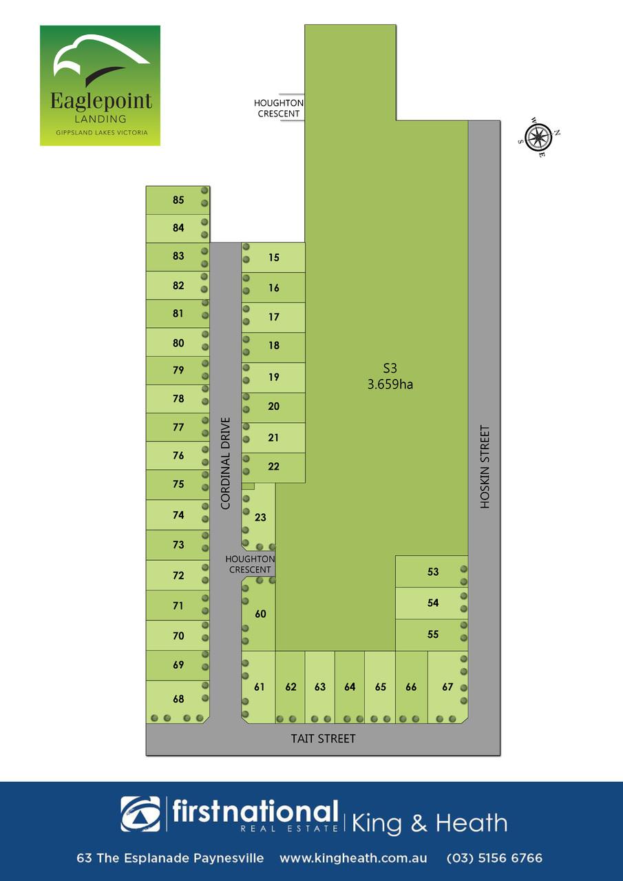 Lot 19, 31 Cardinal Drive, Eagle Point VIC 3878-1