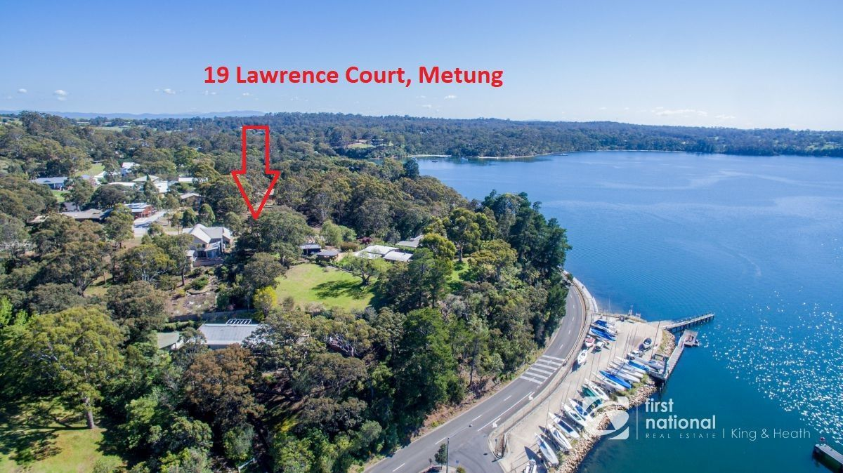 19 Lawrence Court, Metung VIC 3904-1