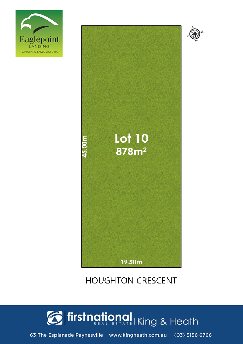 Lot 10 Houghton Crescent, Eagle Point VIC 3878-1
