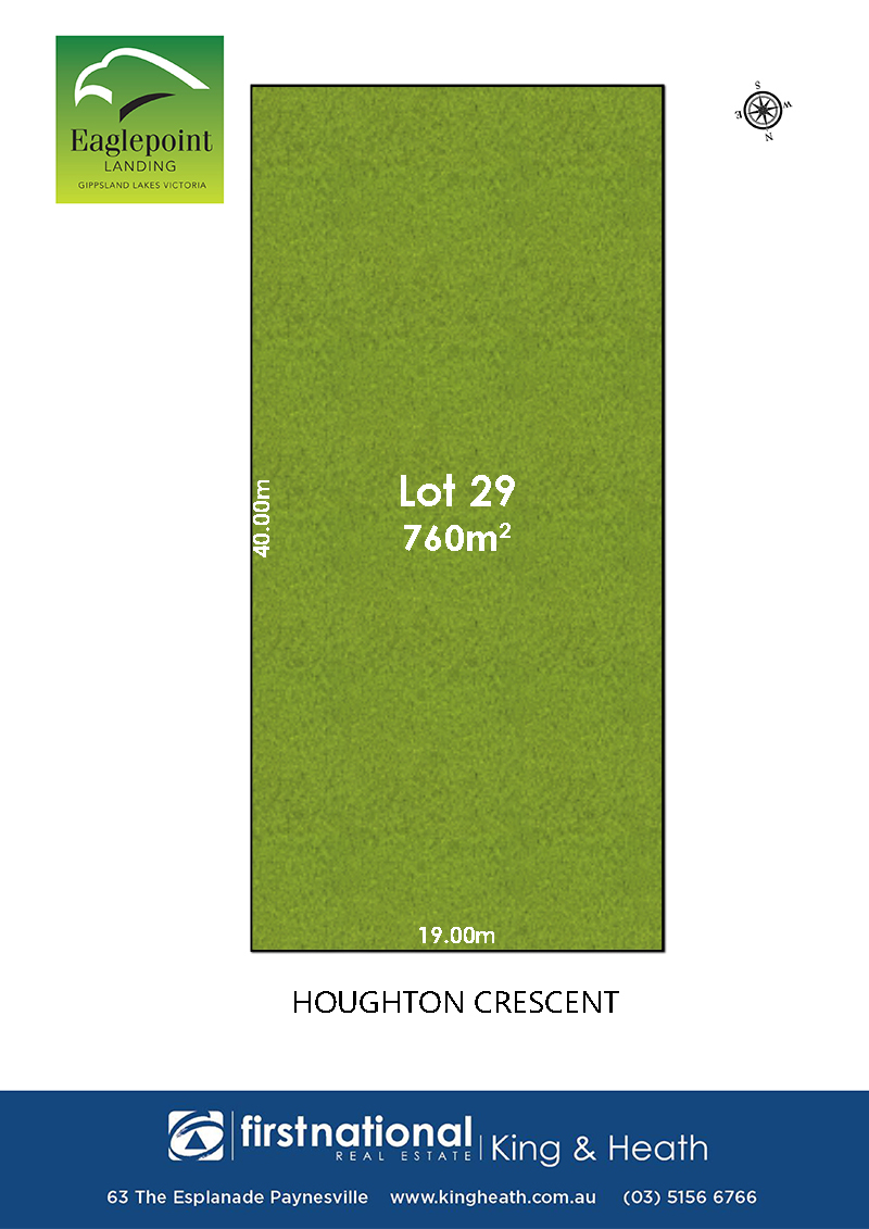 Lot 29 Houghton Crescent, Eagle Point VIC 3878-1