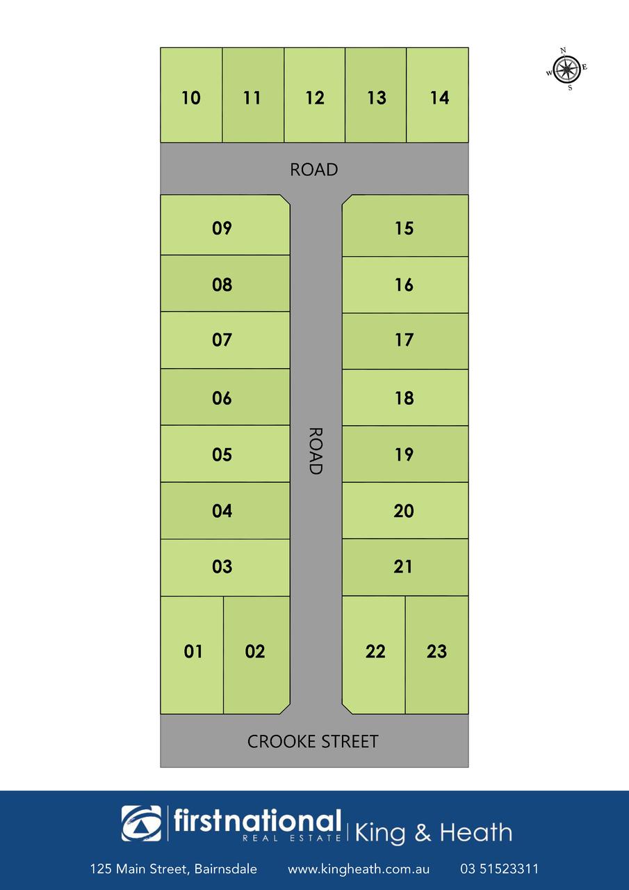 Lt 15 Nielsen Way, 103 Crooke Street, East Bairnsdale VIC 3875-1